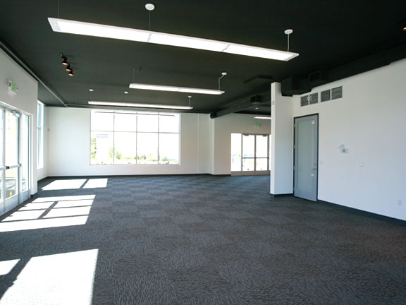Space Available - Suite 101 700 Mistletoe Rd